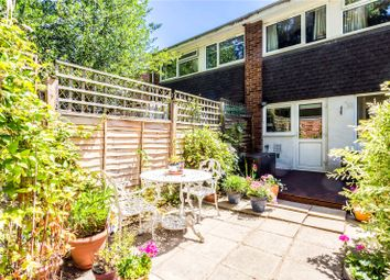 Thumbnail 3 bed terraced house for sale in Trafalgar Drive, Walton-On-Thames, Surrey