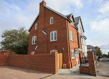 3 bed semi-detached house for sale in Cardinal Mews, Lymington SO41