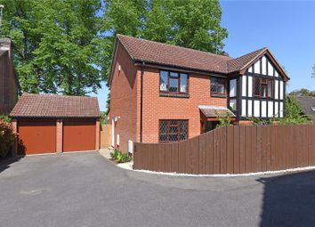 Thumbnail 4 bed detached house for sale in Duncan Gardens, Purley On Thames, Reading, Berkshire