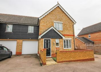 Malkin Drive, Church Langley, Harlow CM17. 4 bed link-detached house for sale