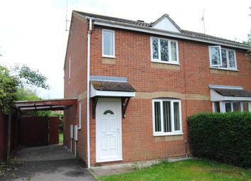 Thumbnail 2 bed semi-detached house for sale in Watlington, King's Lynn, Norfolk