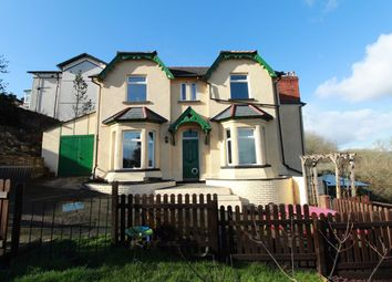 Thumbnail 5 bed detached house for sale in Barrack Hill, Newport