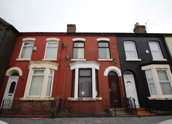 Thumbnail 3 bed terraced house for sale in Mill Street, Liverpool
