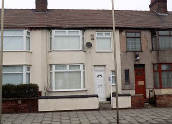 Thumbnail 3 bedroom terraced house to rent in Edge Lane, Fairfield, Liverpool