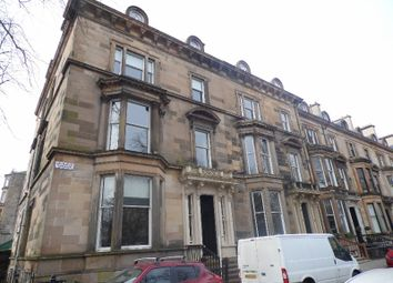 Thumbnail 2 bed flat to rent in Belhaven Terrace, Hillhead, Glasgow
