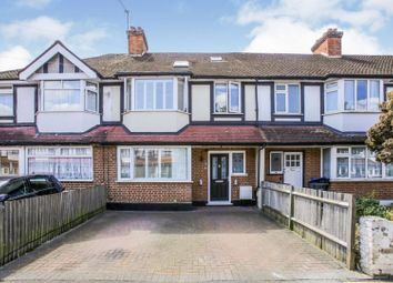 Thumbnail 3 bed terraced house for sale in Elm Gardens, Mitcham