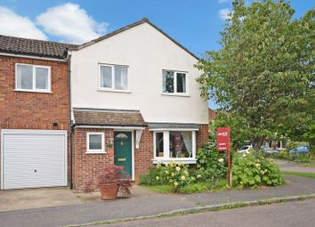 Thumbnail 4 bed semi-detached house for sale in Sheerstock, Haddenham, Aylesbury