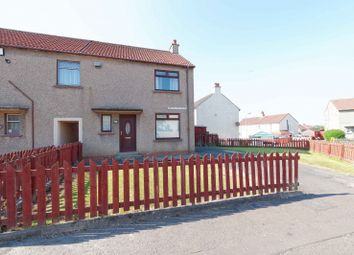 Thumbnail 2 bed end terrace house for sale in Pentland Road, Bellfield, Kilmarnock, East Ayrshire