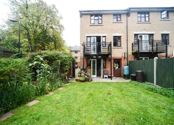 Thumbnail 3 bedroom end terrace house for sale in New Green Place, London