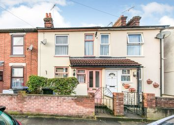 3 bed terraced house for sale in Gatacre Road, Ipswich IP1