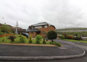 Thumbnail 4 bed detached house for sale in Arches Close, Dukestown, Tredegar