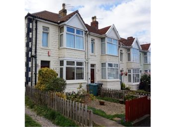 Thumbnail 3 bed end terrace house for sale in Runswick Road, Brislington