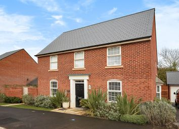 Thumbnail 4 bed detached house for sale in Hawkins Road, Exeter