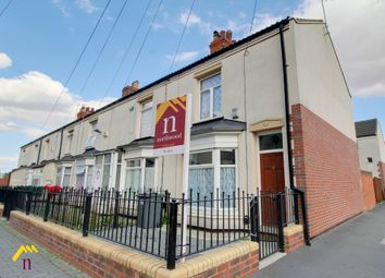 2 bed semi-detached house to rent in Ernests Avenue, Holland Street, Hull HU9