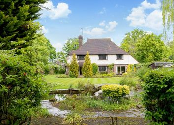 Thumbnail 5 bedroom detached house for sale in Abbotswood, Guildford