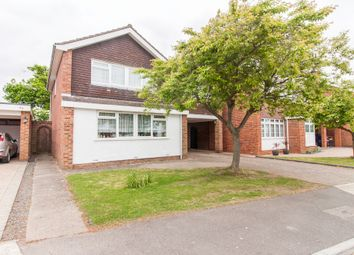 Thumbnail 5 bed detached house for sale in Rectory Way, Uxbridge
