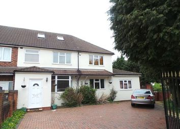 Thumbnail 5 bed semi-detached house for sale in Bridle Lane, Streetly, Sutton Coldfield