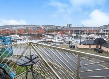 Thumbnail Studio to rent in Fitzroy House, Maritime Quarter, Swansea