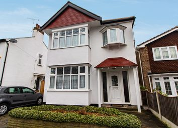St Johns Road, Westcliff-On-Sea SS0. 4 bed detached house