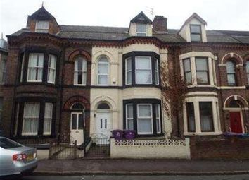 Thumbnail 6 bedroom terraced house to rent in Moscow Drive, Liverpool