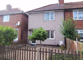 Thumbnail 2 bed end terrace house to rent in Reindeer Street, Mansfield, Nottinghamshire