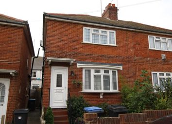 Thumbnail 2 bed semi-detached house to rent in Prospect Road, Broadstairs