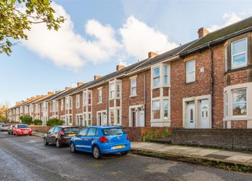 Thumbnail 3 bed flat for sale in Stratford Grove West, Heaton, Newcastle Upon Tyne