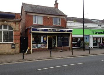 Thumbnail Retail premises for sale in Altrincham WA15, UK