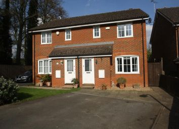 Thumbnail 3 bed semi-detached house for sale in Booker Place, High Wycombe