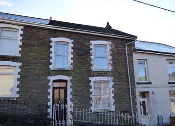 Thumbnail 3 bed terraced house for sale in Brookland Terrace, Nantymoel, Bridgend