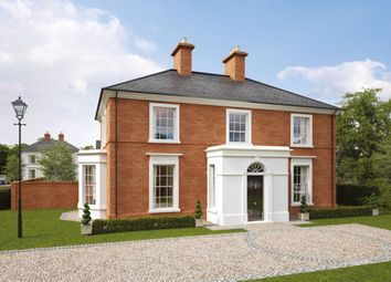 Thumbnail 4 bed detached house for sale in Avondale, Upper Road, Greenisland
