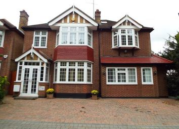 Thumbnail 5 bed detached house for sale in Forest Glade, London