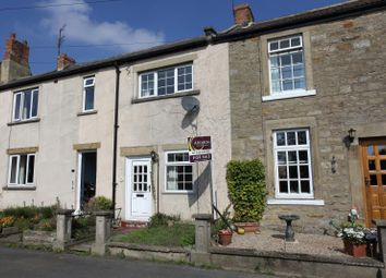 Thumbnail 1 bed terraced house to rent in Church Row, Melsonby, North Yorkshire