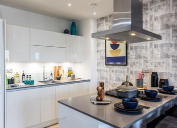 Thumbnail 3 bed flat for sale in 1A Atlantis Avenue, London