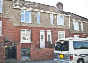 Thumbnail 3 bed terraced house for sale in Bishopsworth Road, Bedminster Down