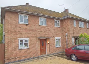 Thumbnail 3 bed semi-detached house to rent in Sharpley Road, Loughborough
