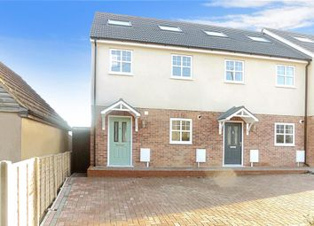 Thumbnail 3 bed terraced house for sale in Bradley Road, Upper Halling, Rochester, Kent