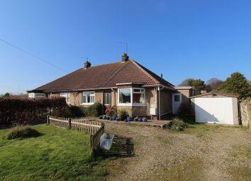 Thumbnail 2 bed semi-detached bungalow for sale in West Lane, Snainton, Scarborough