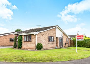 3 bed detached bungalow for sale in Field Crescent, Derrington, Stafford ST18
