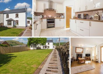Thumbnail 3 bed semi-detached house for sale in Manor Road, Abersychan, Pontypool