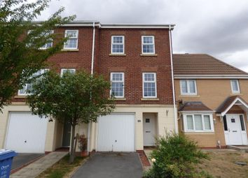Thumbnail 3 bed town house for sale in Thirlmere Way, Kingswood, Hull