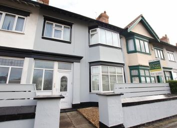Thumbnail 4 bed terraced house for sale in Woodchurch Road, Prenton, Wirral