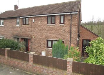 Thumbnail 3 bed semi-detached house to rent in Wharncliffe Road, Kettlethorpe, Wakefield