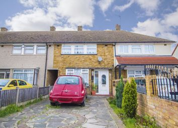 Thumbnail 3 bed terraced house for sale in Usk Road, Aveley, South Ockendon
