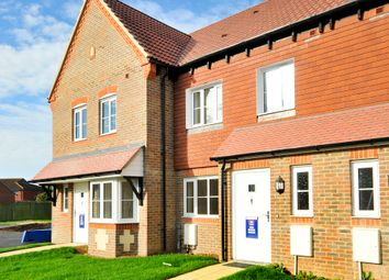 Thumbnail 3 bed terraced house to rent in The Poplars, Littlehampton
