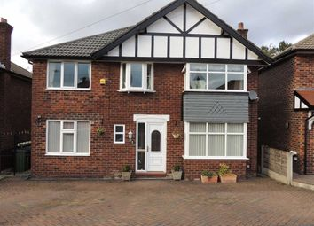 Thumbnail 5 bed detached house for sale in Harrisons Drive, Woodley, Stockport