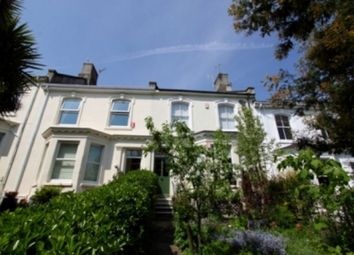 Thumbnail 2 bedroom flat to rent in Fitzroy Terrace, Fitzroy Road, Stoke, Plymouth