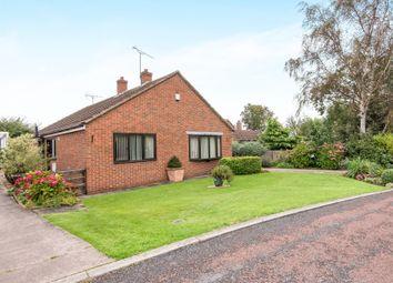 Thumbnail 3 bed detached bungalow for sale in Croft Farm Close, Everton, Doncaster