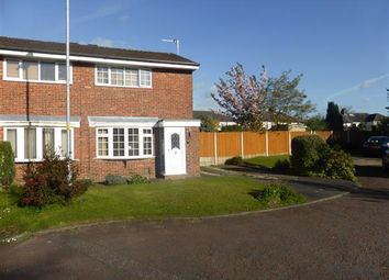 Thumbnail 2 bed semi-detached house to rent in Mayfair Close, Great Sankey, Warrington