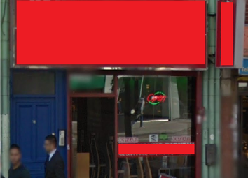 Thumbnail Restaurant/cafe for sale in Whitechapel Road, London